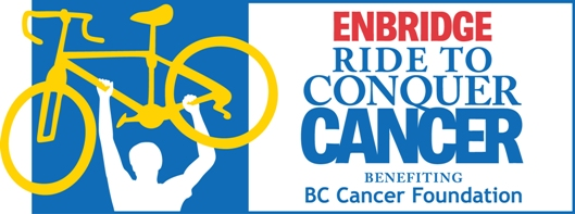 The 2011 Enbridge Ride to Conquer Cancer benefiting BC Cancer Foundation